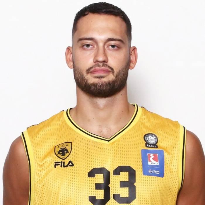 Foto de Stefan Jankovic, temporada 2019-2020