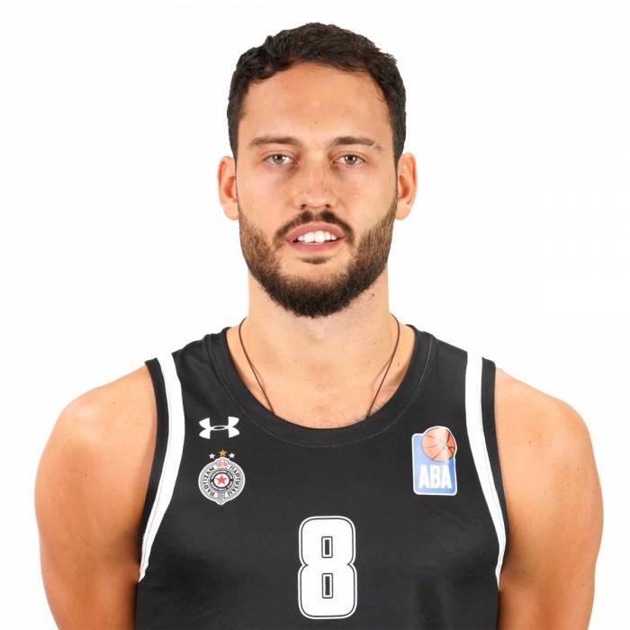 Foto de Stefan Jankovic, temporada 2020-2021
