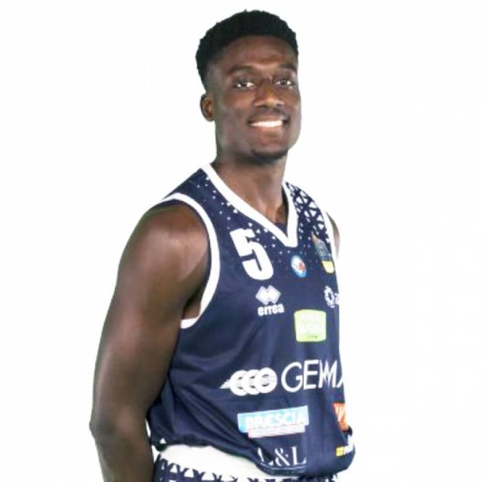 Photo of Awudu Abass, 2018-2019 season