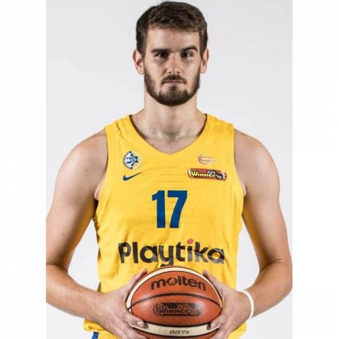 Photo of Dragan Bender, 2020-2021 season