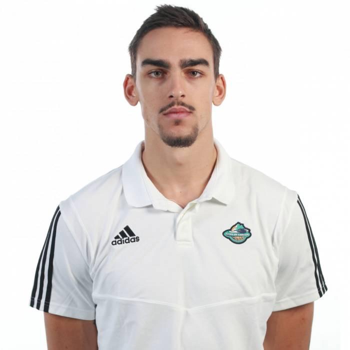 Photo of Leopold Cavaliere, 2019-2020 season
