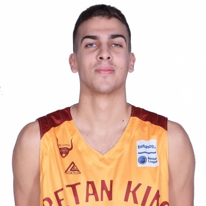 Photo of Konstantinos Oikonomopoulos, 2018-2019 season