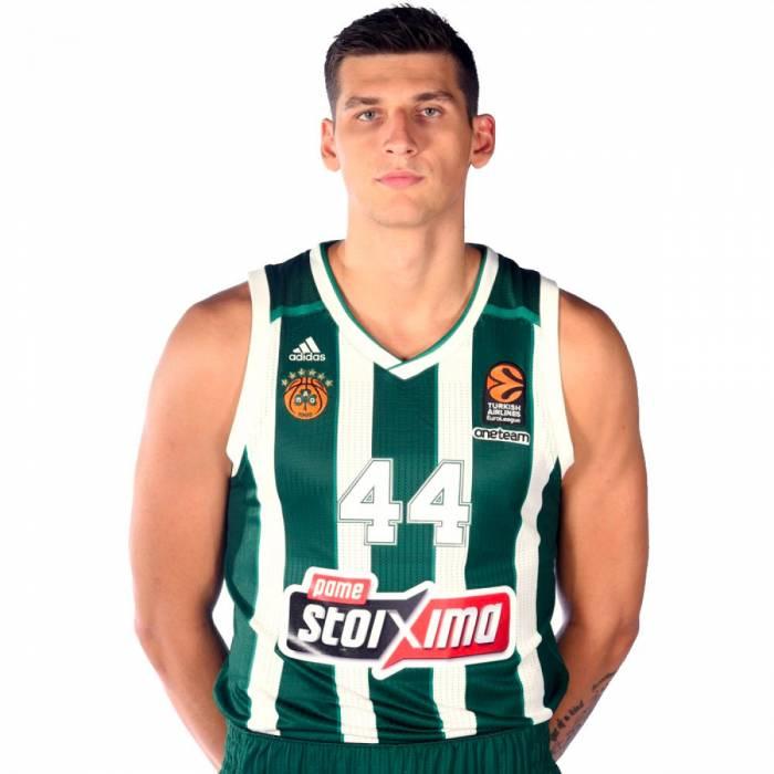 Photo of Konstantinos Mitoglou, 2019-2020 season