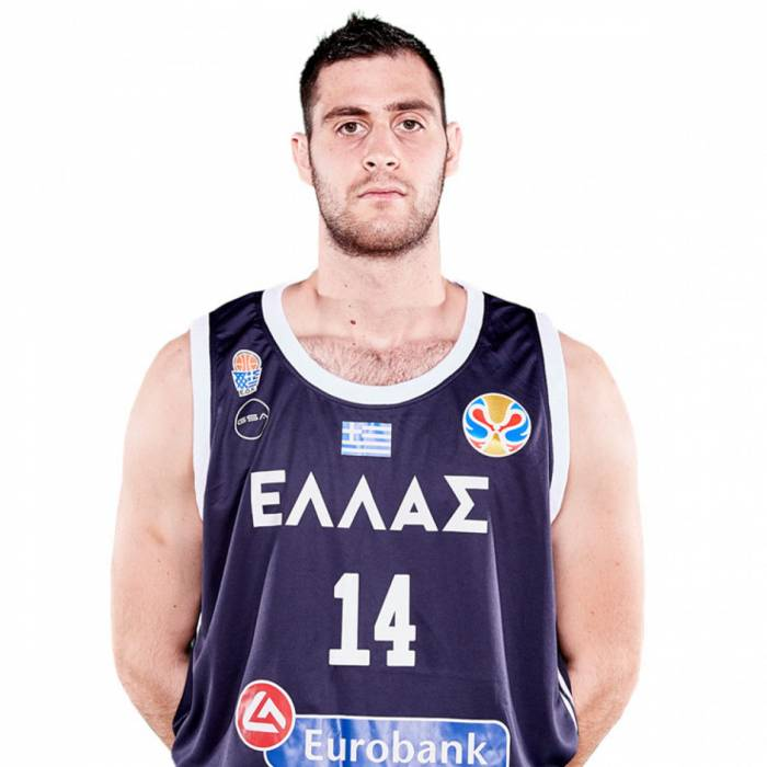 Photo de Georgios Papagiannis, saison 2019-2020