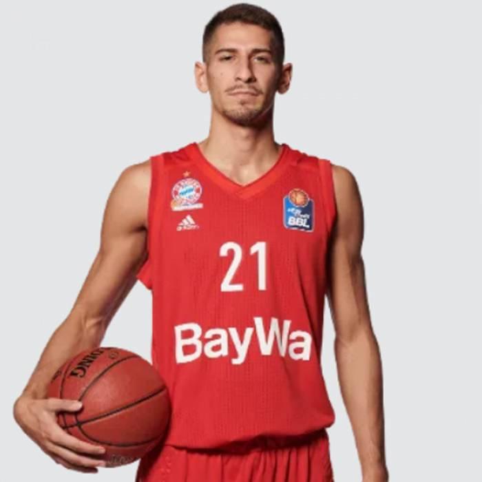 Photo of Diego Flaccadori, 2019-2020 season