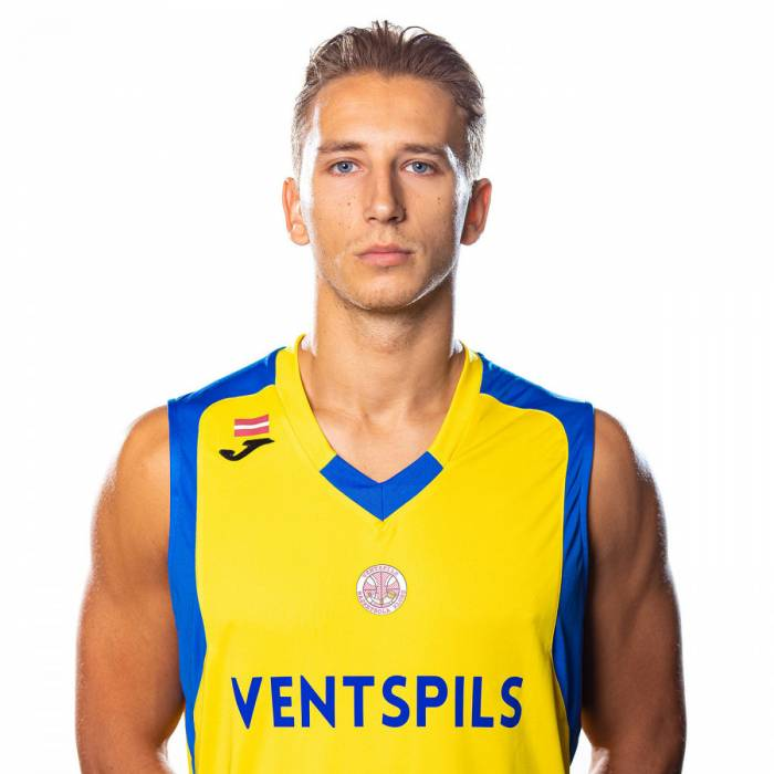 Photo of Arturs Grinbergs, 2019-2020 season