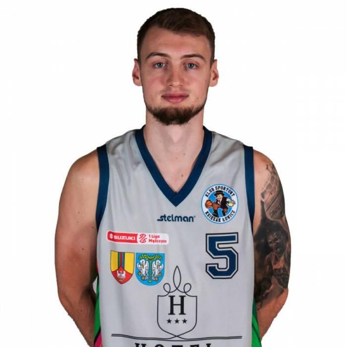 Photo of Wojciech Jakubiak, 2020-2021 season
