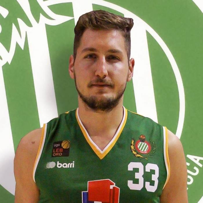 Photo de Vasilije Vucetic, saison 2019-2020