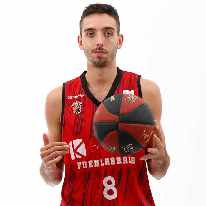 Photo de Marc Garcia, saison 2018-2019