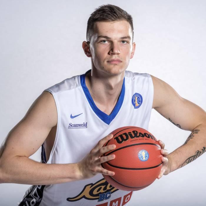 Photo de Maksim Salash, saison 2018-2019