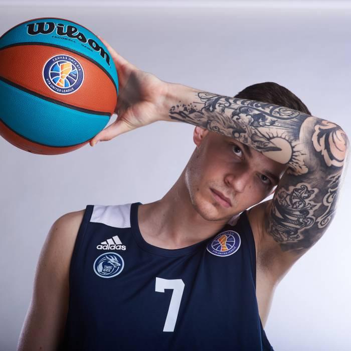 Photo de Maksim Salash, saison 2020-2021