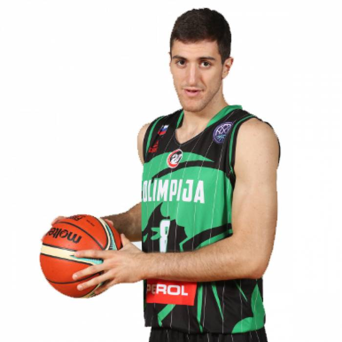 Photo of Aleksandar Lazic, 2018-2019 season