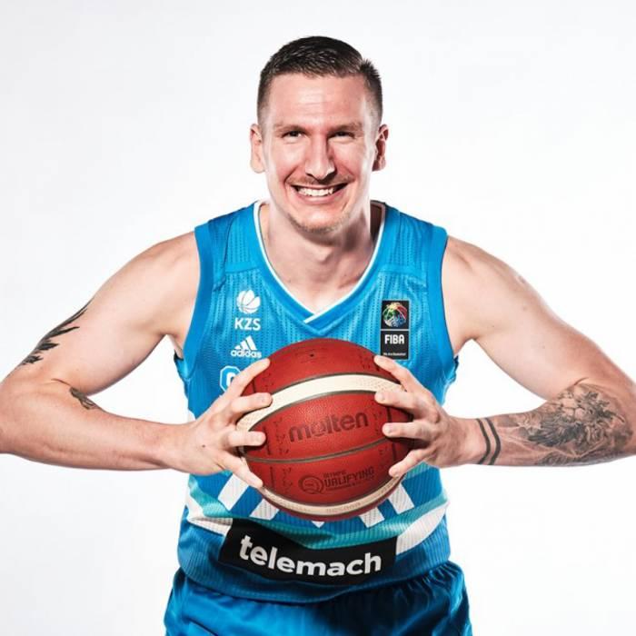 Foto de Gregor Hrovat, temporada 2021-2022
