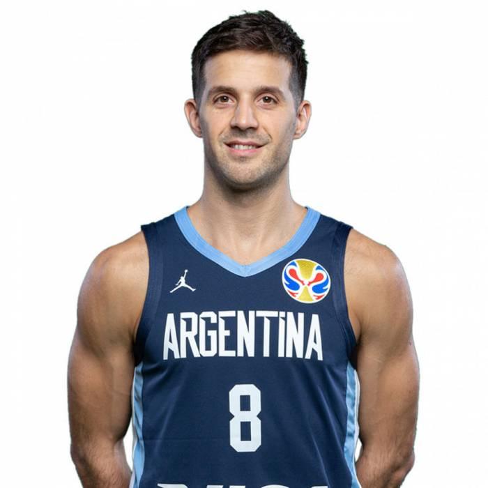 Foto di Nicolas Laprovittola, stagione 2019-2020