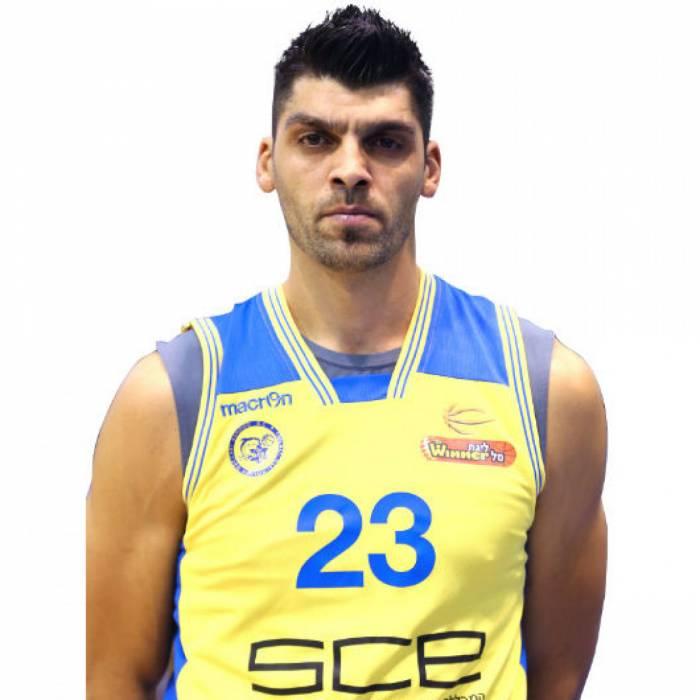Photo of Alex Chubrevich, 2019-2020 season