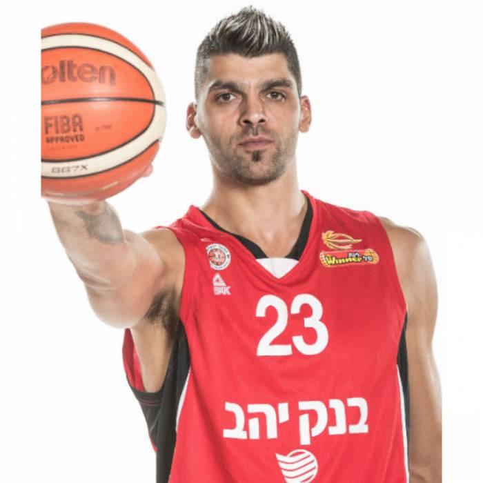 Photo of Alex Chubrevich, 2018-2019 season