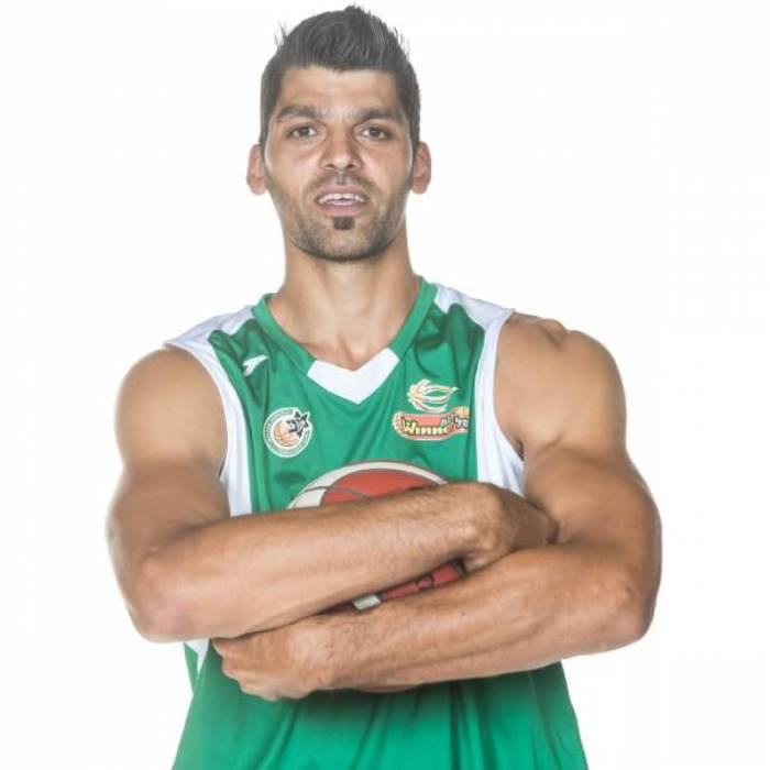 Photo of Alex Chubrevich, 2020-2021 season