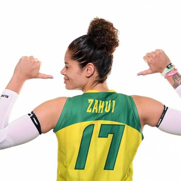 Photo of Amanda Zahui, 2018-2019 season