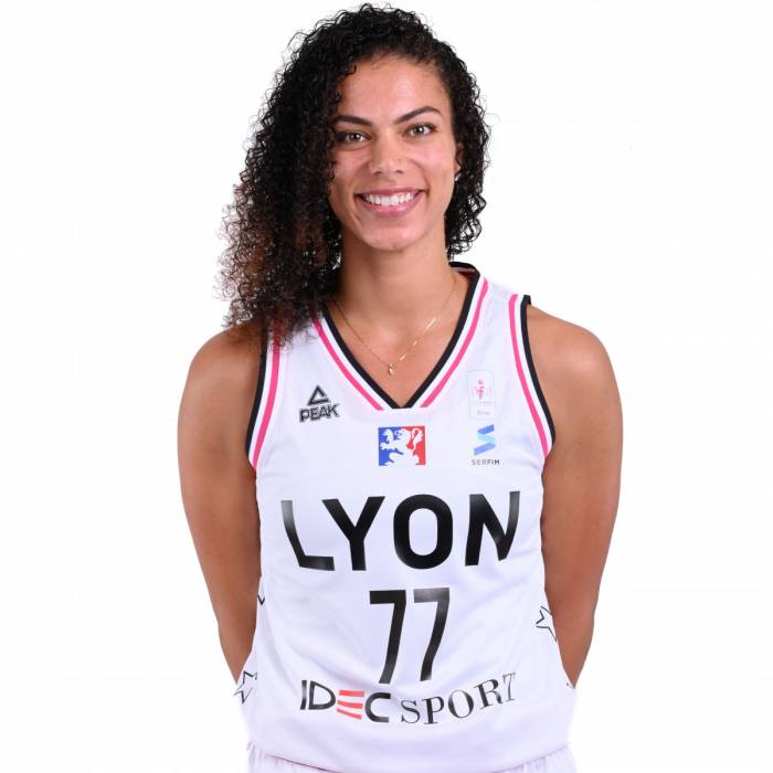 Photo of Alysha Clark, 2019-2020 season