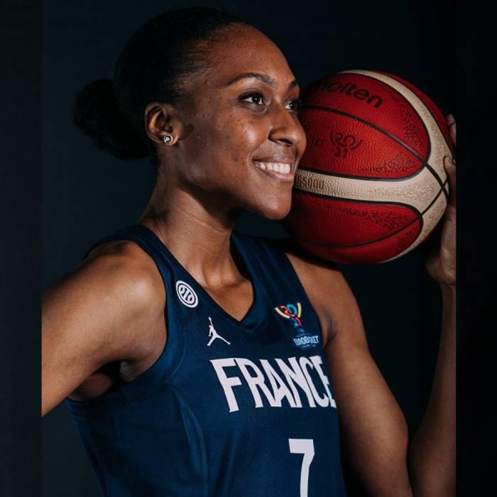Photo of Sandrine Gruda, 2021-2022 season