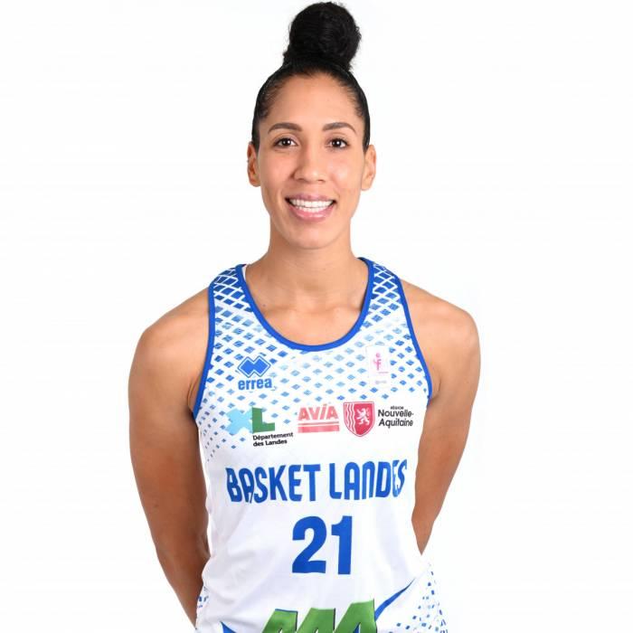 Foto de Miranda Ayim, temporada 2019-2020