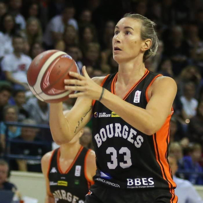 Photo of Elodie Godin, 2019-2020 season