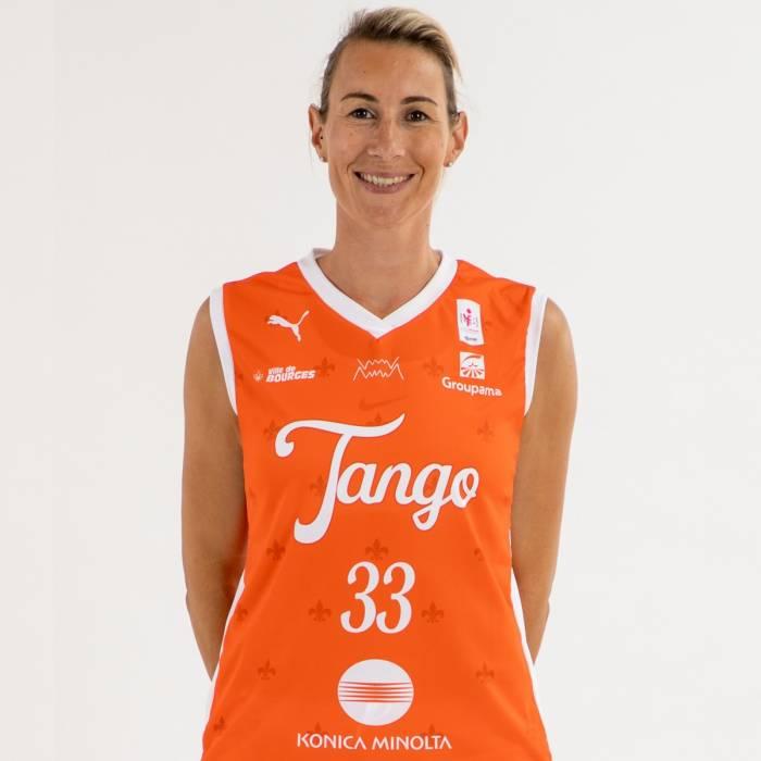 Photo of Elodie Godin, 2021-2022 season