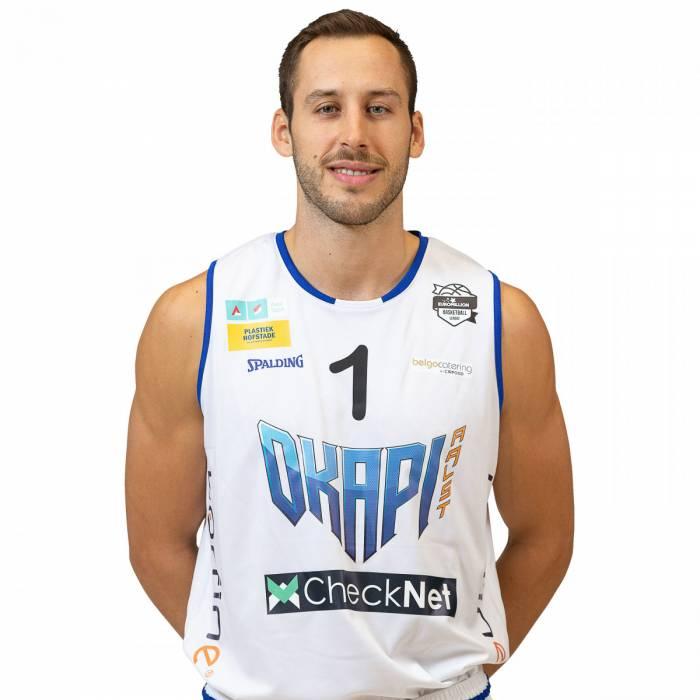 Photo of Vladimir Mihailovic, 2020-2021 season
