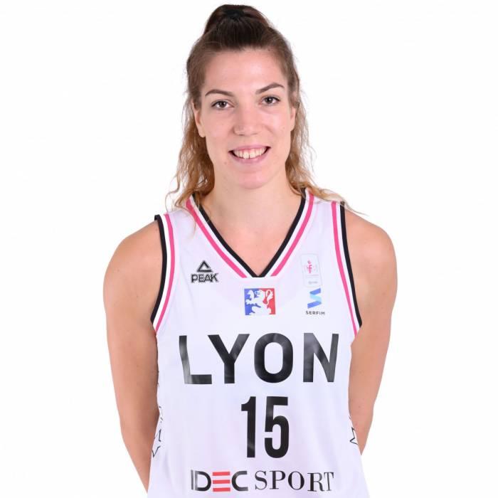Photo de Michelle Plouffe, saison 2019-2020