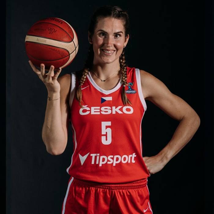 Photo of Romana Hejdova, 2021-2022 season
