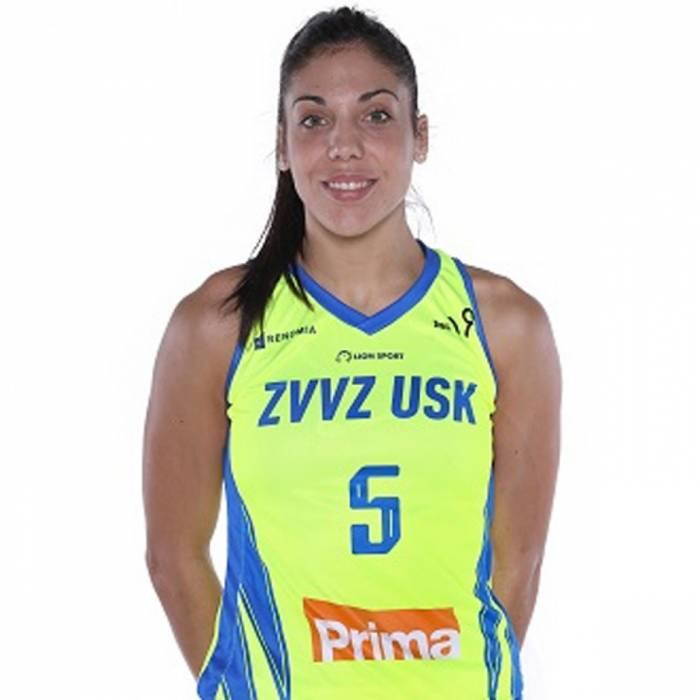 Photo of Cristina Ouvina, 2019-2020 season