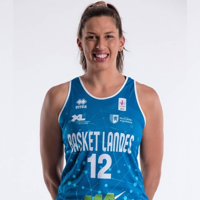 Photo of Marianna Tolo, 2021-2022 season