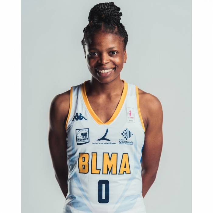 Photo of Olivia Epoupa, 2021-2022 season