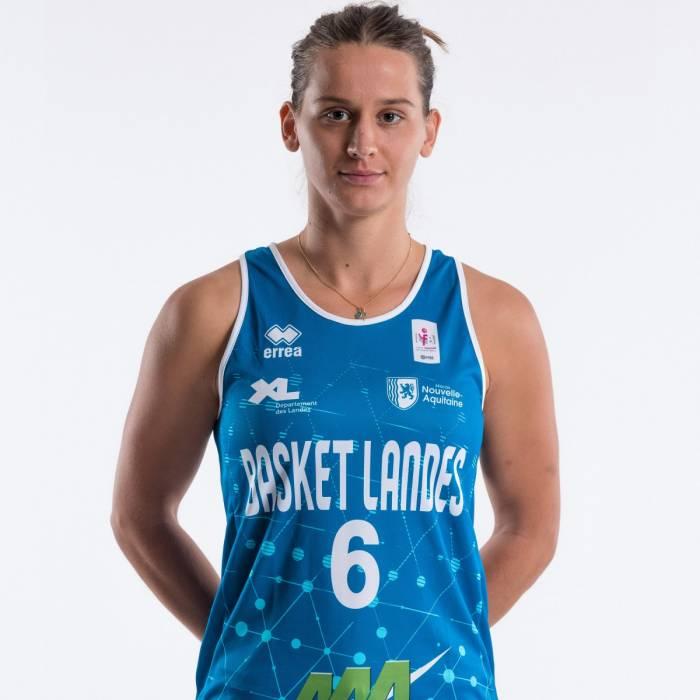 Photo of Lidija Turcinovic, 2021-2022 season