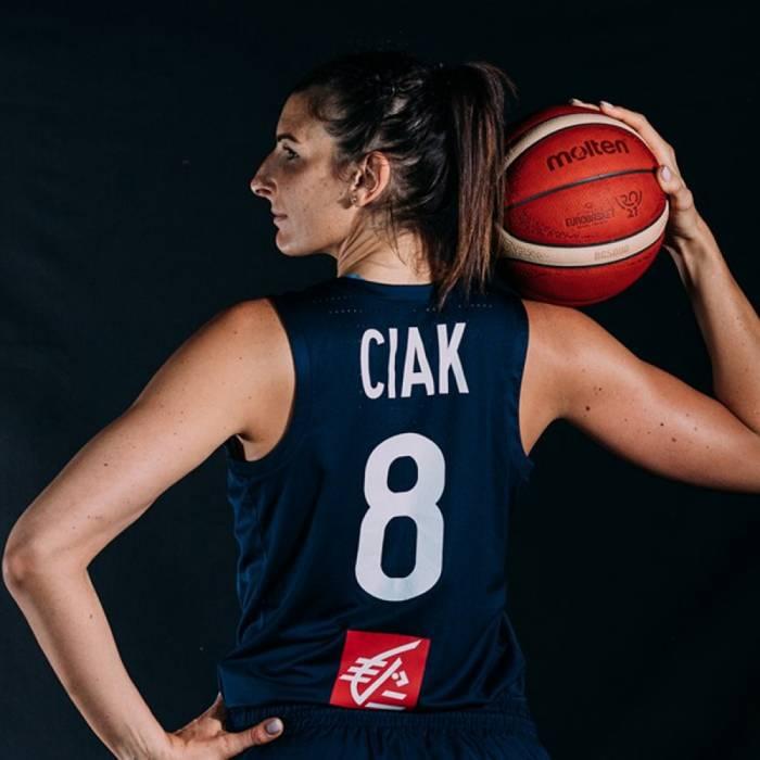 Photo of Helena Ciak, 2021-2022 season
