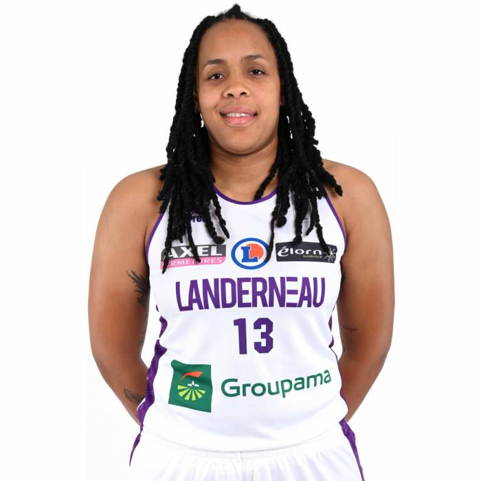 Photo of Elodie Naigre, 2019-2020 season