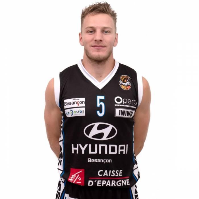 Photo de Thomas Prost, saison 2019-2020