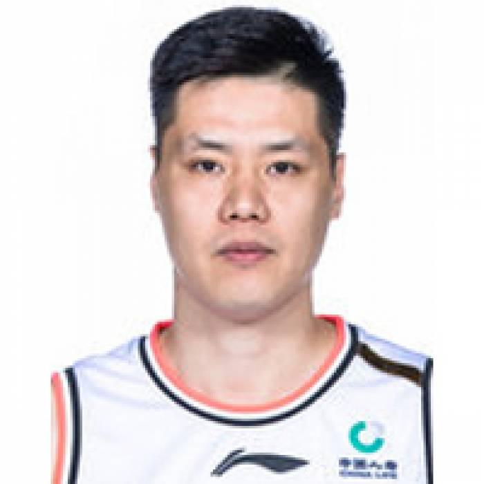 Photo of Tian-Ju He, 2019-2020 season