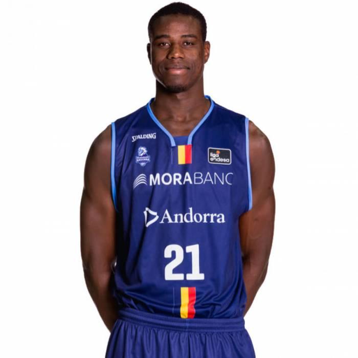 Photo de Moussa Diagne, saison 2019-2020