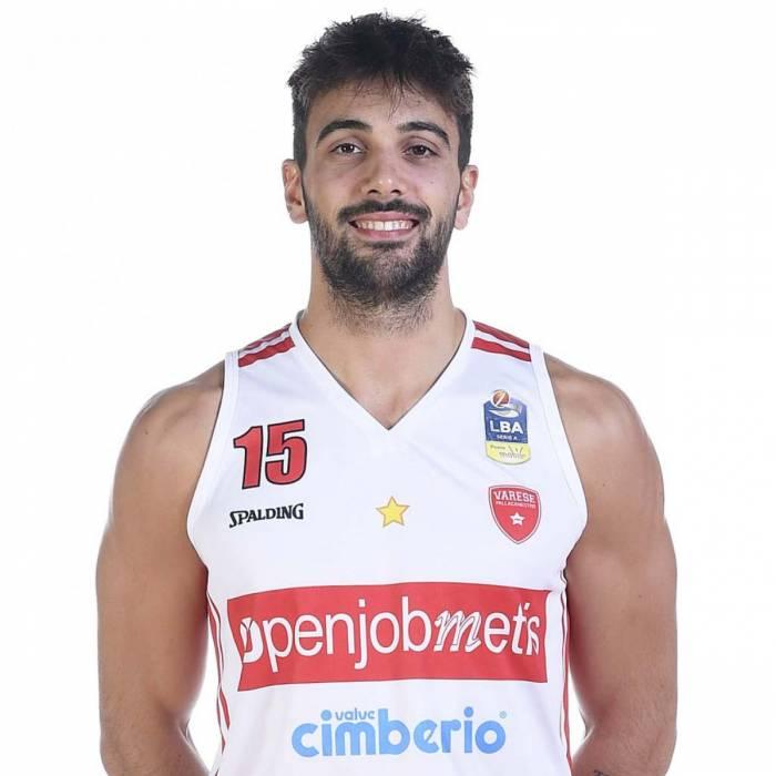 Photo of Matteo Tambone, 2018-2019 season