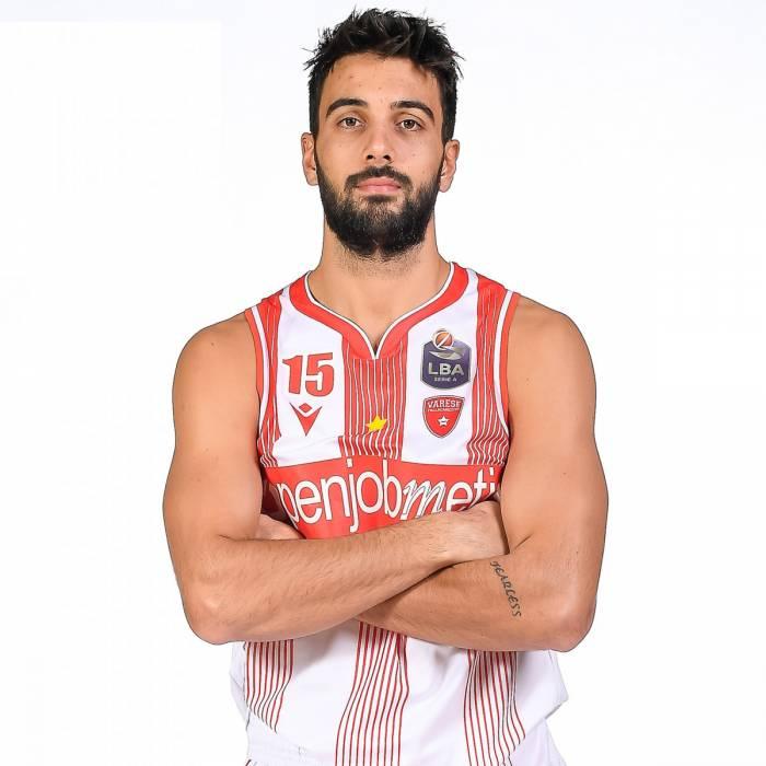 Photo of Matteo Tambone, 2019-2020 season
