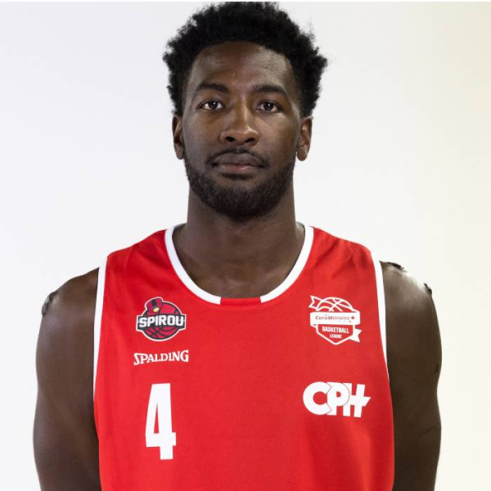 Photo de Dario Hunt, saison 2018-2019