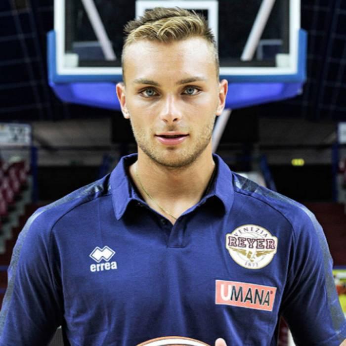Photo de Stefano Tonut, saison 2018-2019