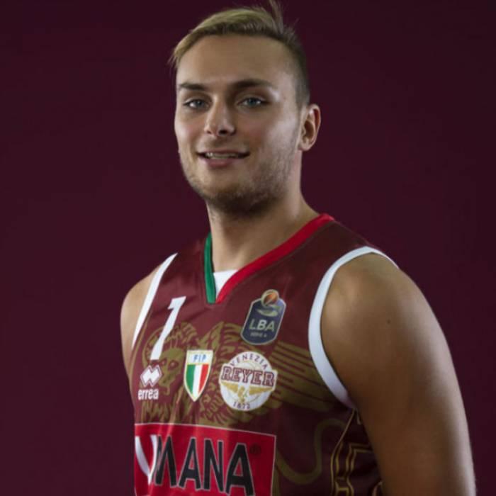 Photo de Stefano Tonut, saison 2019-2020