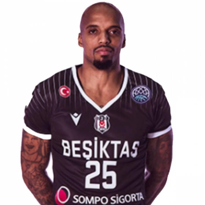 Photo de Jordan Theodore, saison 2019-2020