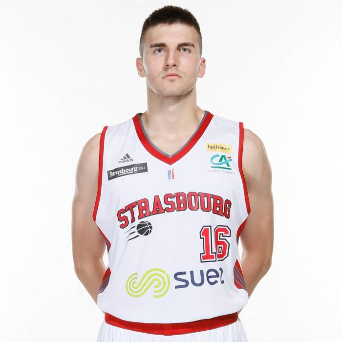 Photo of Olivier Cortale, 2016-2017 season
