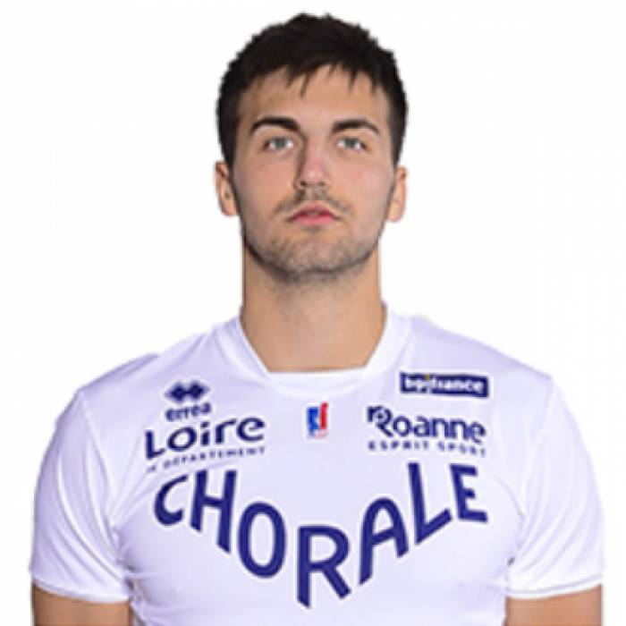 Photo of Olivier Cortale, 2019-2020 season