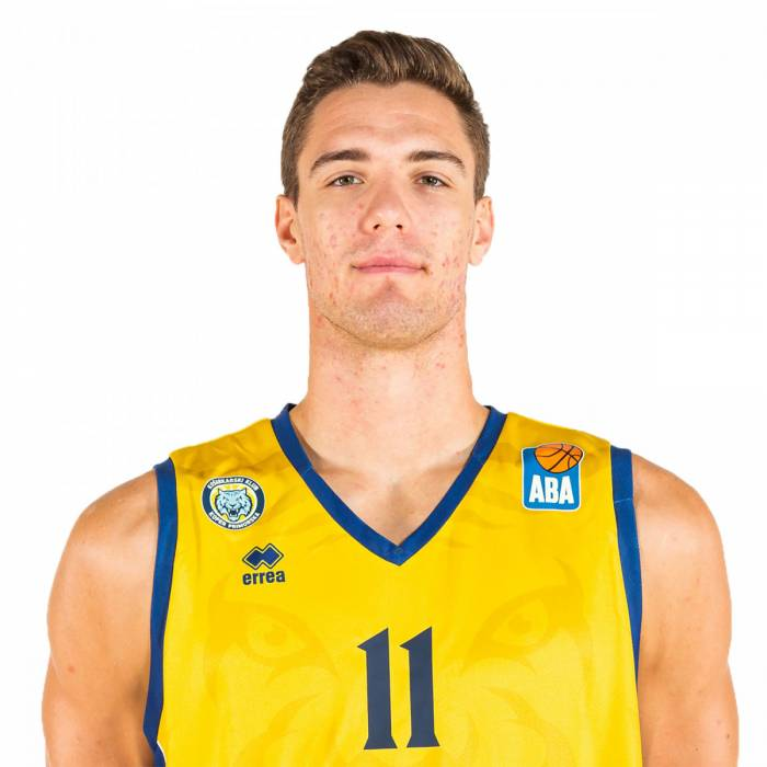 Photo of Jan Kosi, 2019-2020 season