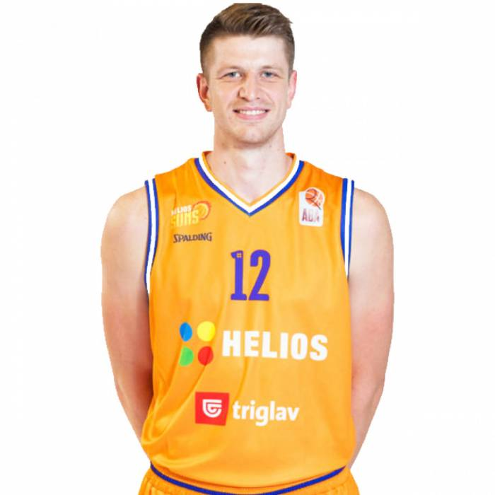 Photo of Leon Santelj, 2019-2020 season