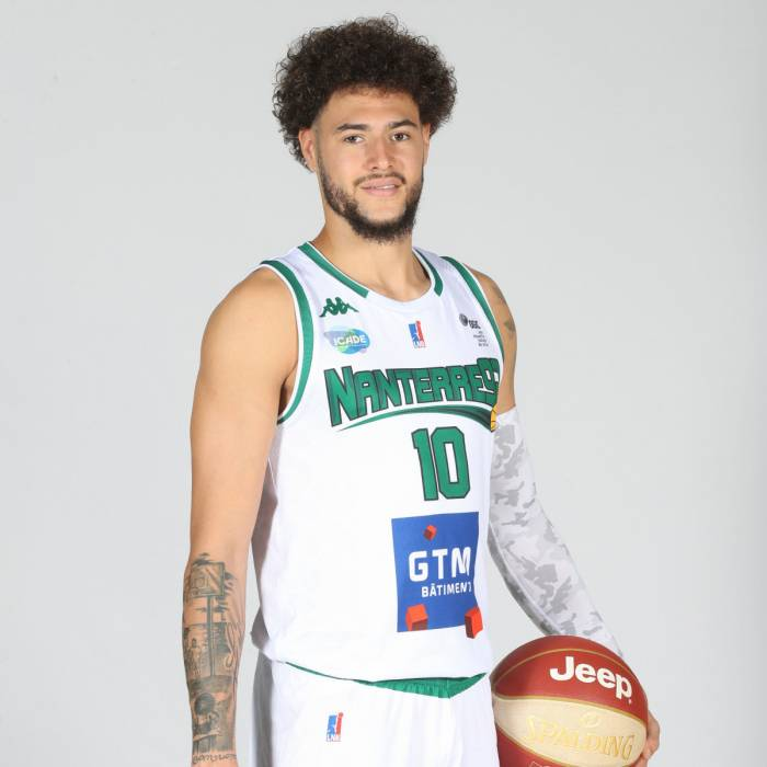 Photo de Isaia Cordinier, saison 2019-2020